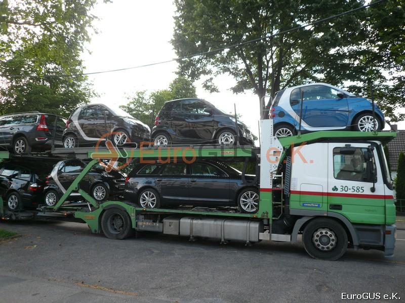 автомобили из Европы