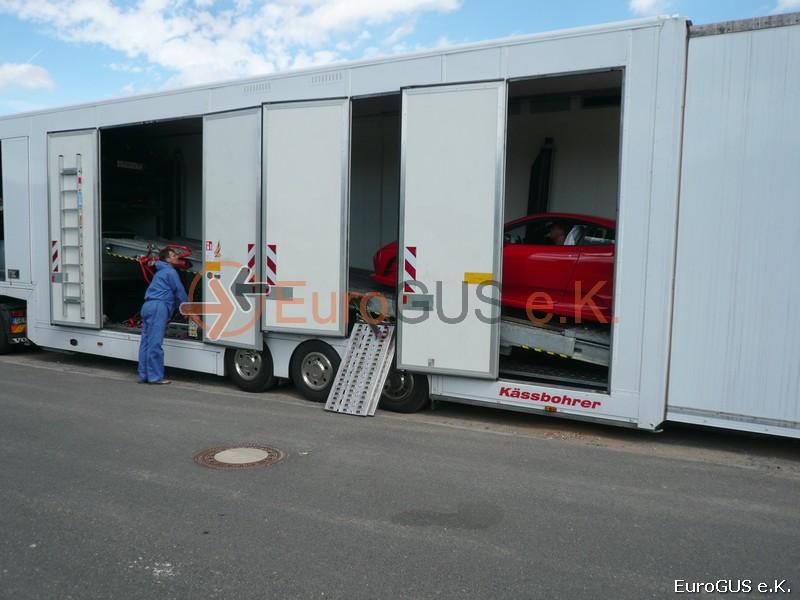 VIP доставка из Германии в Москву