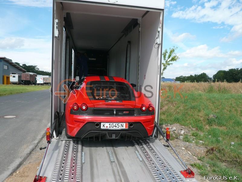 крытый автовоз, доставка, перевозка