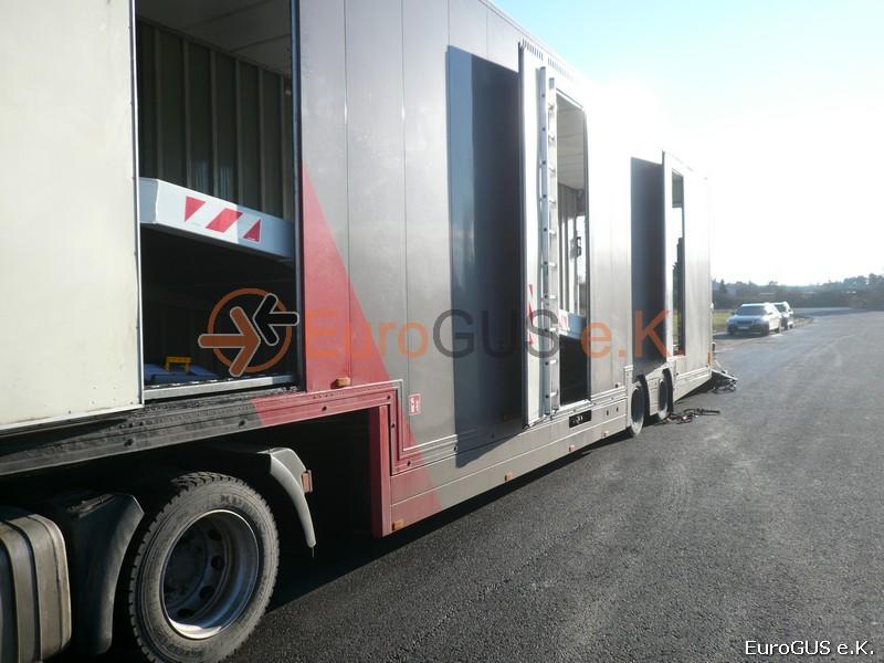крытый автовоз, перевозка из Германии, доставка авто из Германии в Москву