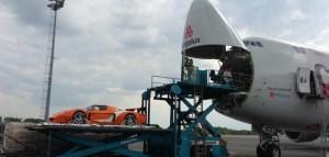 доставка авто авиа самолет