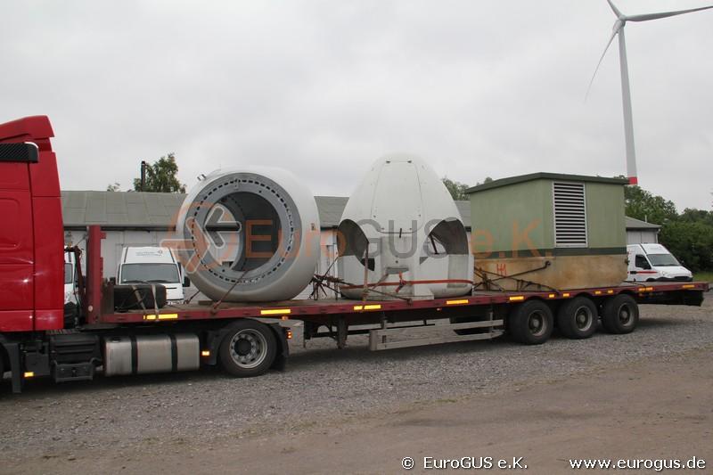 части ветряка доставка в казахстан негабарит