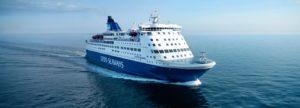 Доставка автомобиля по морю судном «ро-ро» в Хельсинки или в Санкт-Петербург